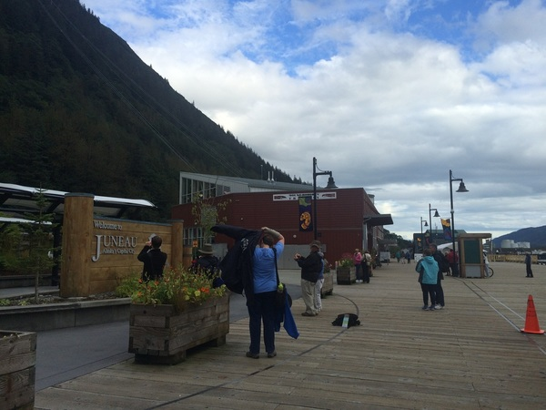 welcome to juneau, juneau,